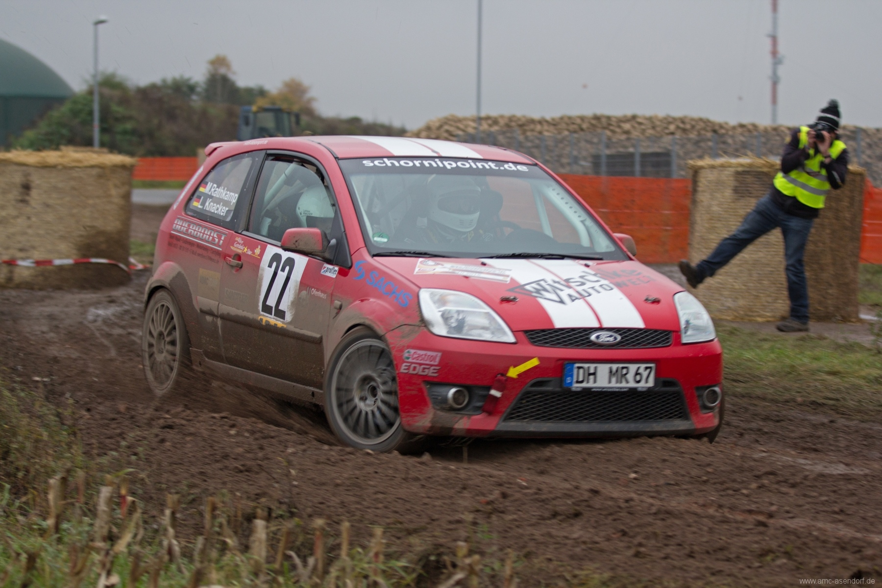 Rallyesport vom Feinsten!
